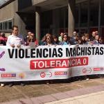 21 de julio, concentración ante la sede de CCOO